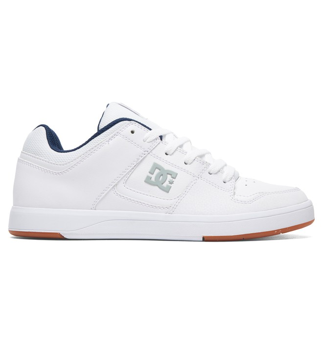0 DC Shoes Cure Shoes White ADYS400040 DC Shoes