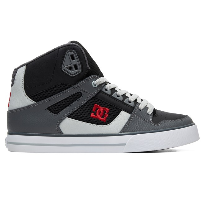 0 Zapatos Parte Superior Alta SE Pure Negro ADYS400043 DC Shoes