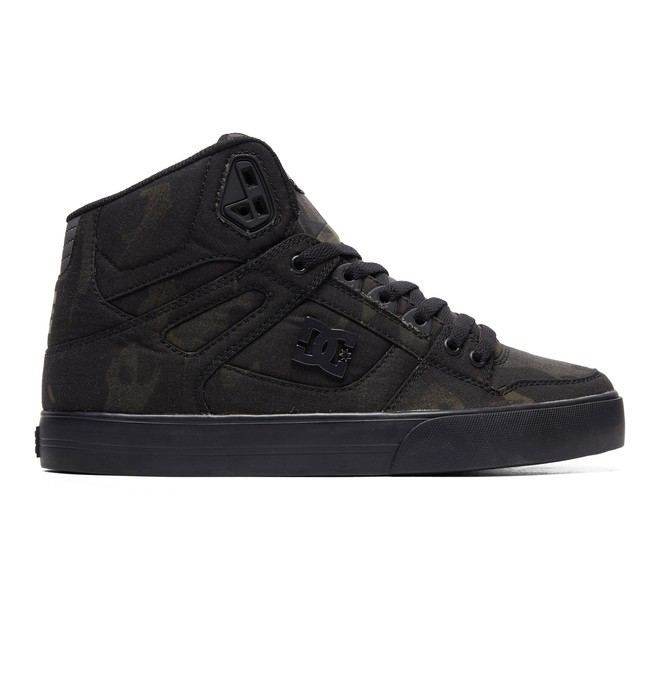 0 Pure WC TX SE - High-Top Shoes  ADYS400046 DC Shoes
