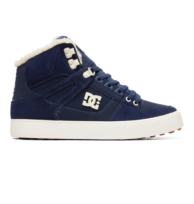 0 Pure WNT Winter High-Top Boots Blue ADYS400047 DC Shoes
