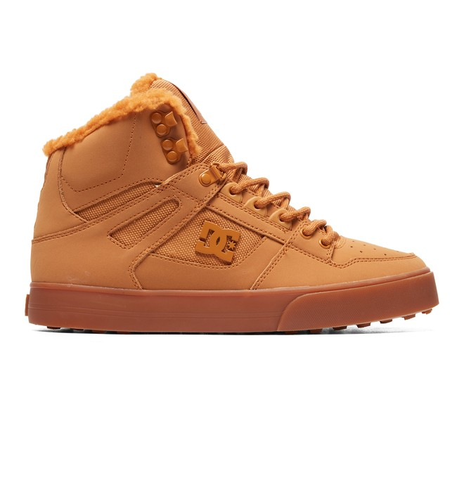 0 Pure WNT Winter High-Top Boots Brown ADYS400047 DC Shoes