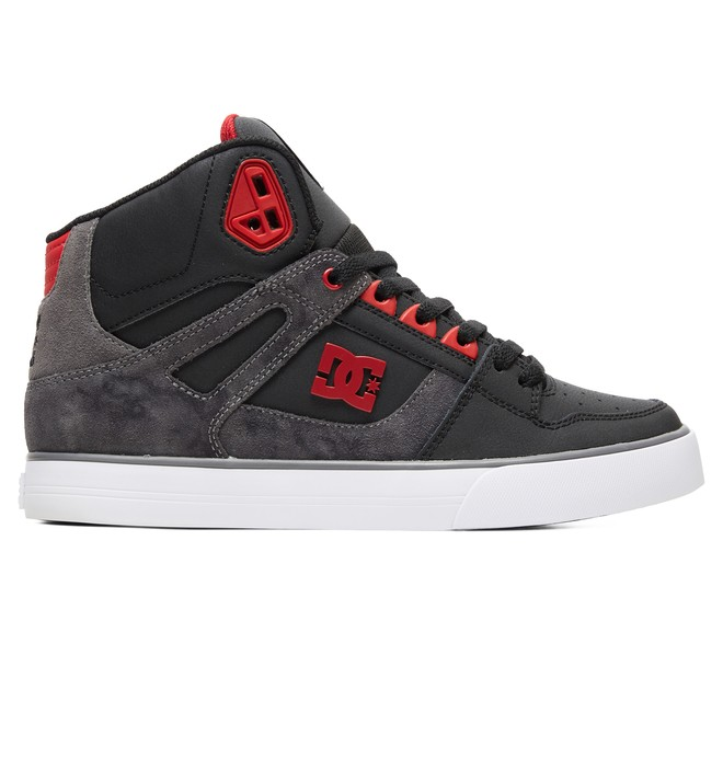 0 Pure Hi WC SE High-Top Shoes Black ADYS400049 DC Shoes