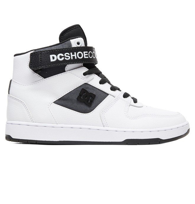 0 Pensford SE Shoes White ADYS400053 DC Shoes