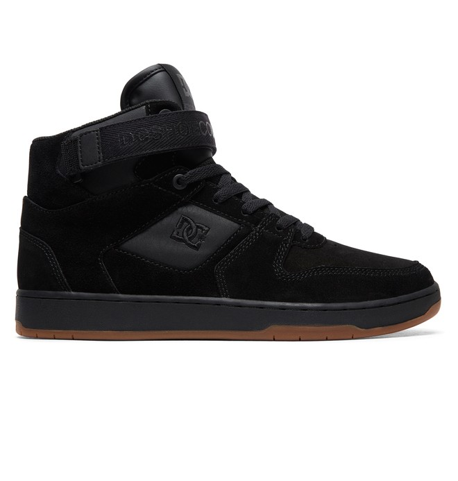 0 Pensford S - Skateschoenen voor Heren Black ADYS400054 DC Shoes