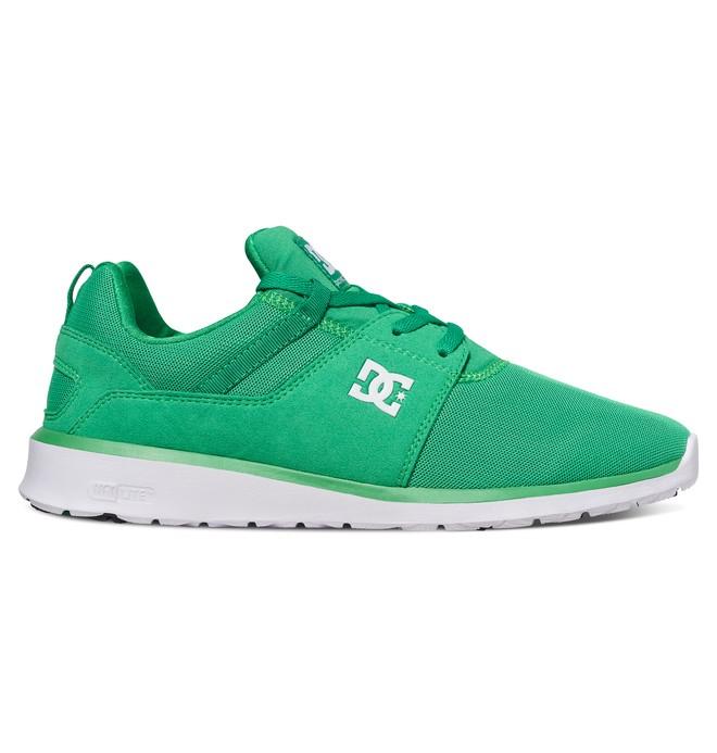 0 Кроссовки Heathrow Зеленый ADYS700071 DC Shoes
