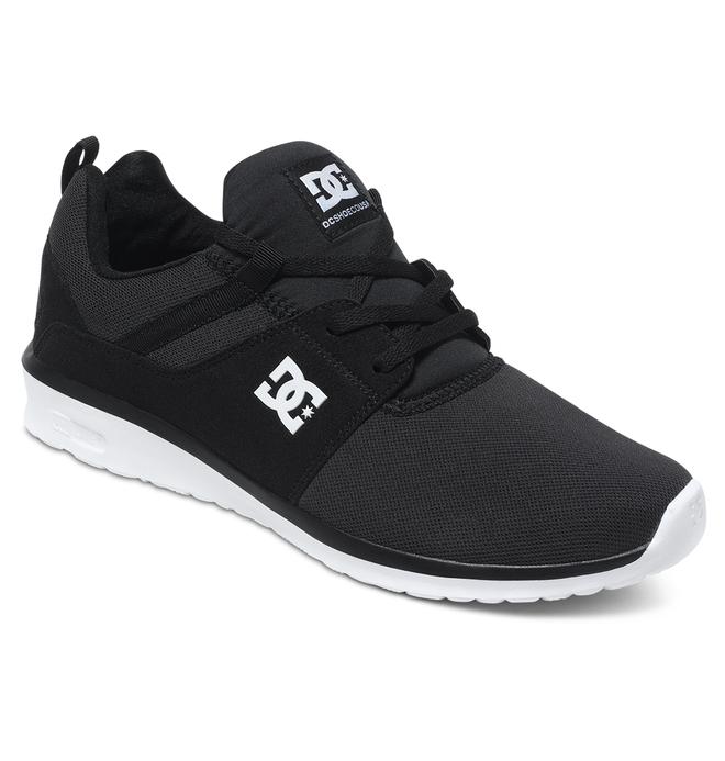 1 Heathrow - Zapatillas para Hombre Negro ADYS700071 DC Shoes