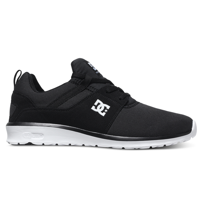 0 Heathrow Shoes Black ADYS700071 DC Shoes