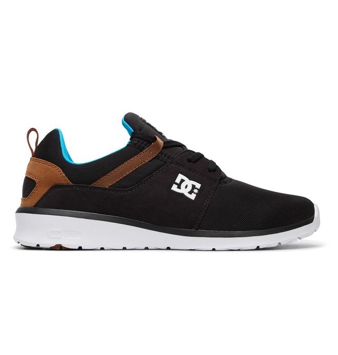 0 Heathrow - Baskets pour Homme Noir ADYS700071 DC Shoes