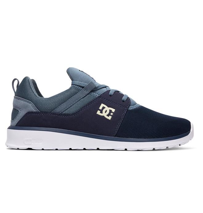 0 Heathrow - Shoes Blue ADYS700071 DC Shoes