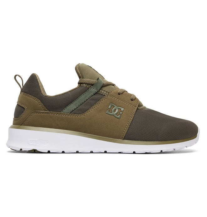 0 Heathrow - Zapatillas para Hombre Verde ADYS700071 DC Shoes