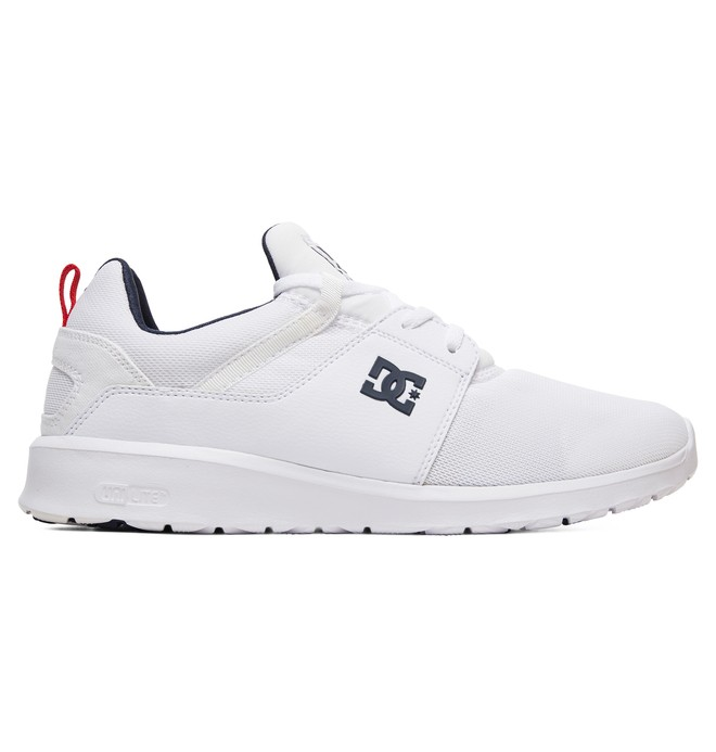 0 Heathrow - Baskets pour Homme Blanc ADYS700071 DC Shoes