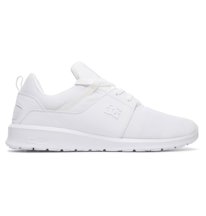 0 Heathrow Shoes White ADYS700071 DC Shoes