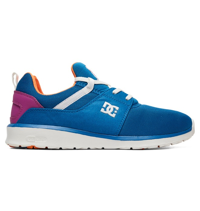 0 Heathrow Shoes Blue ADYS700071 DC Shoes
