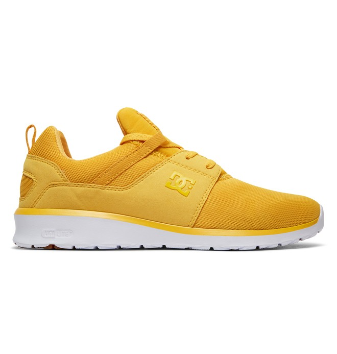 0 Heathrow - Shoes Yellow ADYS700071 DC Shoes