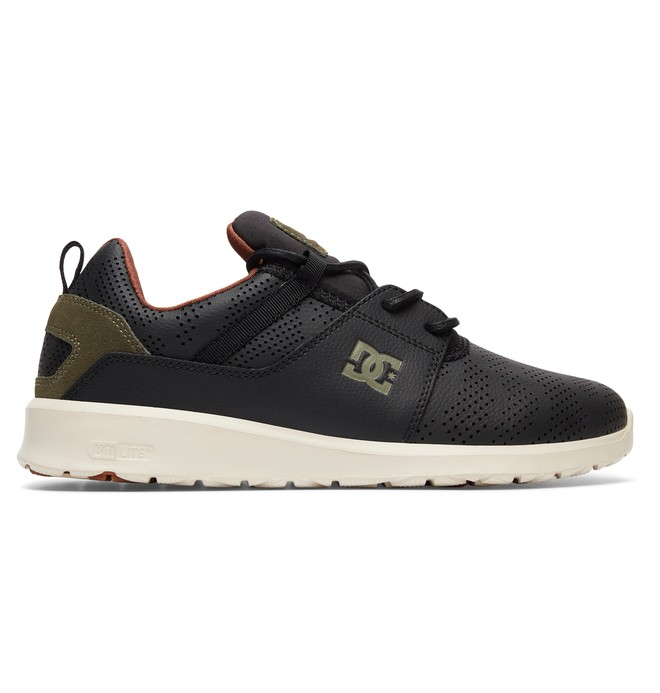 0 Heathrow SE Shoes Grey ADYS700073 DC Shoes