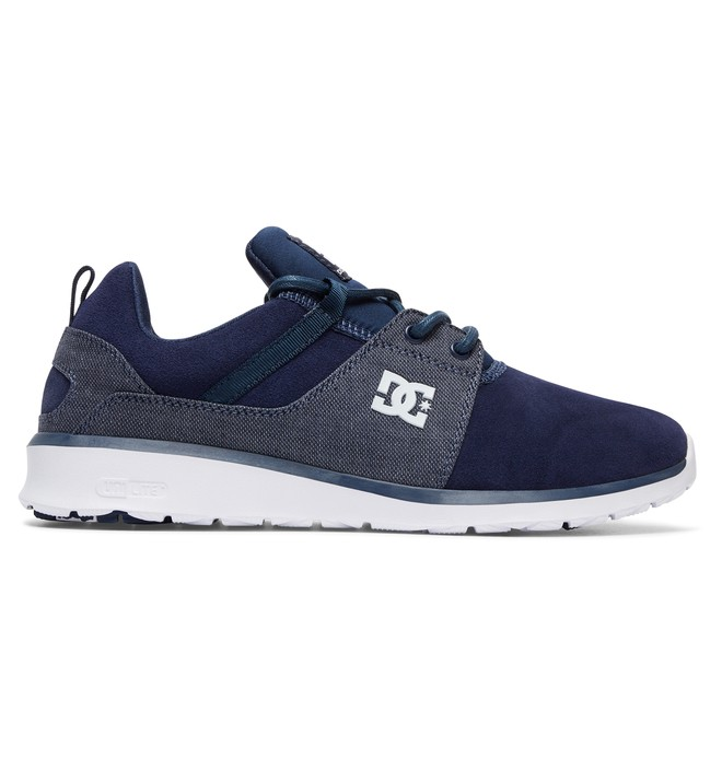 0 Heathrow SE - Shoes Blue ADYS700073 DC Shoes