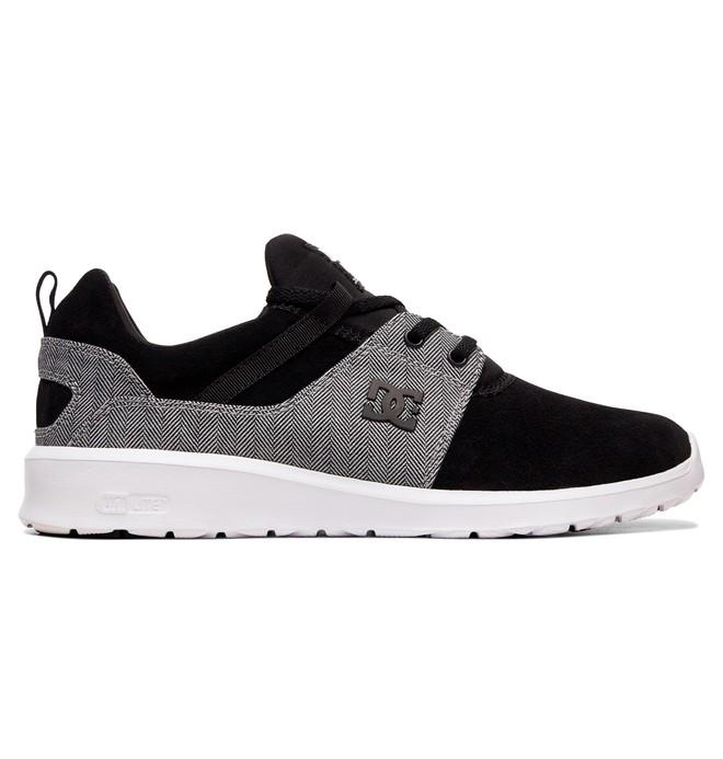 0 Heathrow SE Shoes Black ADYS700073 DC Shoes