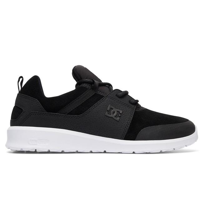 0 Heathrow Prestige - Zapatos Negro ADYS700084 DC Shoes