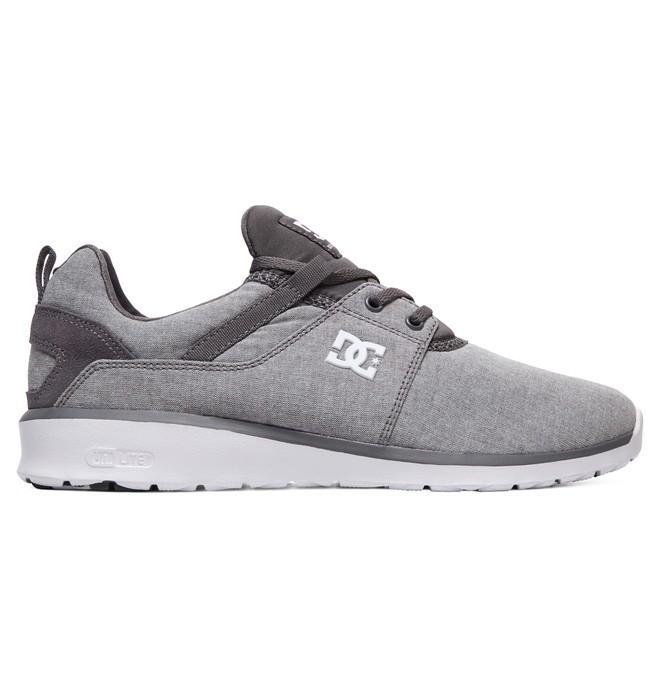 0 Heathrow TX SE Shoes Grey ADYS700131 DC Shoes