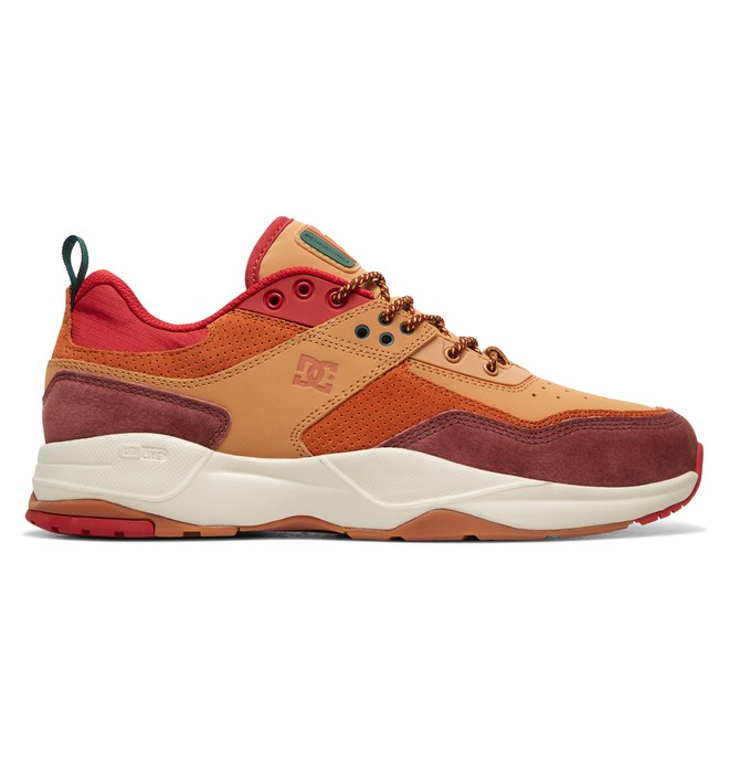 0 E.Tribeka SE - Baskets pour Homme Rouge ADYS700142 DC Shoes