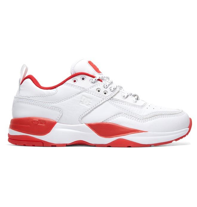 0 E.Tribeka S Skate Shoes White ADYS700145 DC Shoes