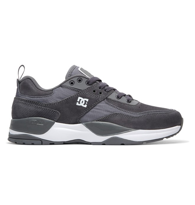 0 E. Tribeka Shoes Grey ADYS700173 DC Shoes