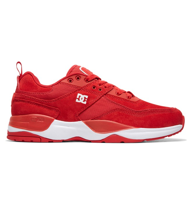 0 E.Tribeka - Baskets pour Homme Rouge ADYS700173 DC Shoes