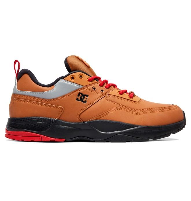E.Tribeka WNT - Winterised Leather Shoes  ADYS700206