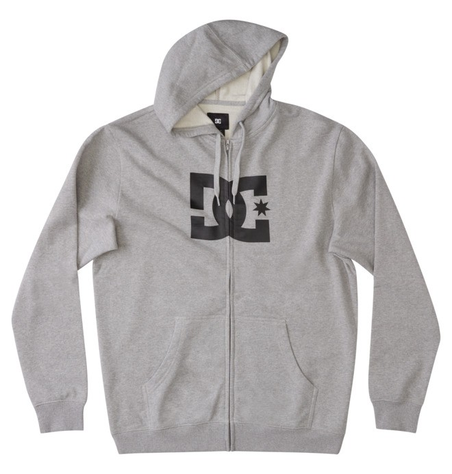 DC Star - Zip-Up Hoodie for Men  ADYSF03078