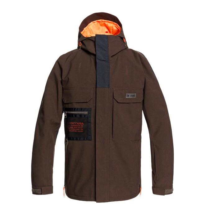 Defiant - Snowboard Jacket for Men  ADYTJ03004
