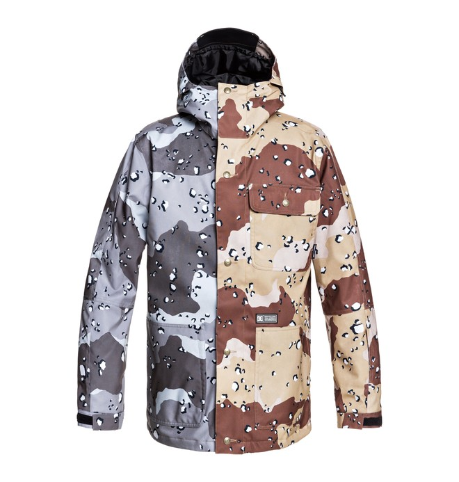 Servo - Snowboard Jacket for Men  ADYTJ03007