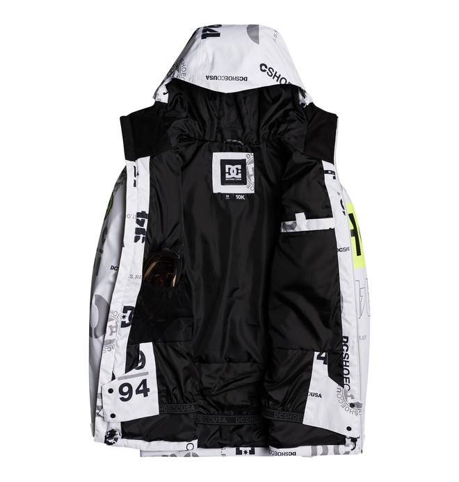 Propaganda - Snowboard Jacket for Men  ADYTJ03008