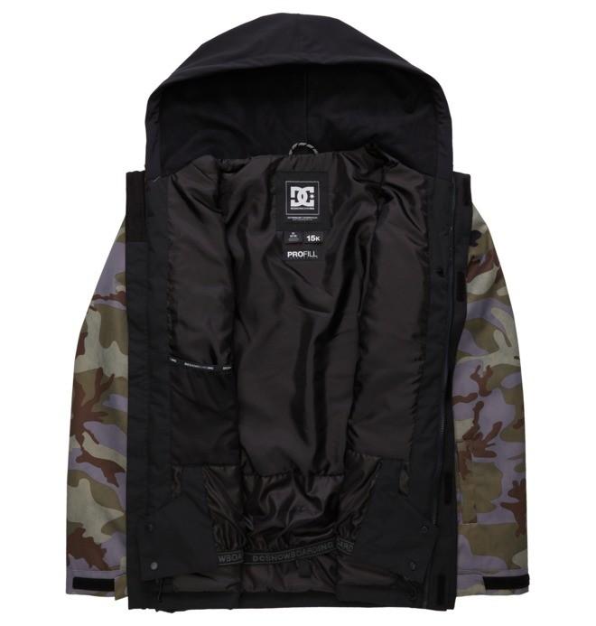 Bandwidth - Snowboard Jacket for Men  ADYTJ03037