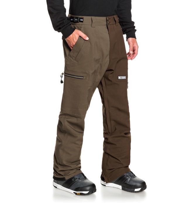 Division - Shell Snowboard Pants for Men  ADYTP03003