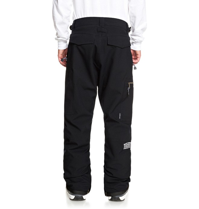 Division - Shell Snowboard Pants for Men  ADYTP03003