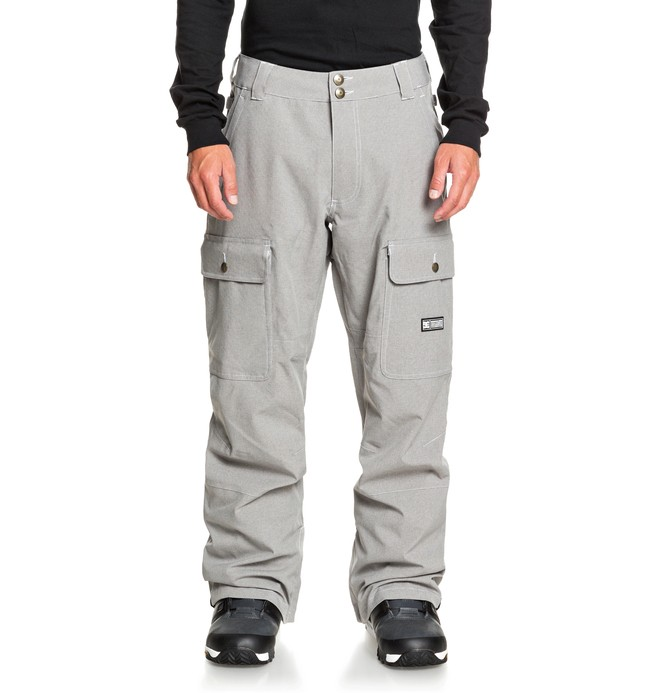Code - Shell Snowboard Pants for Men  ADYTP03005