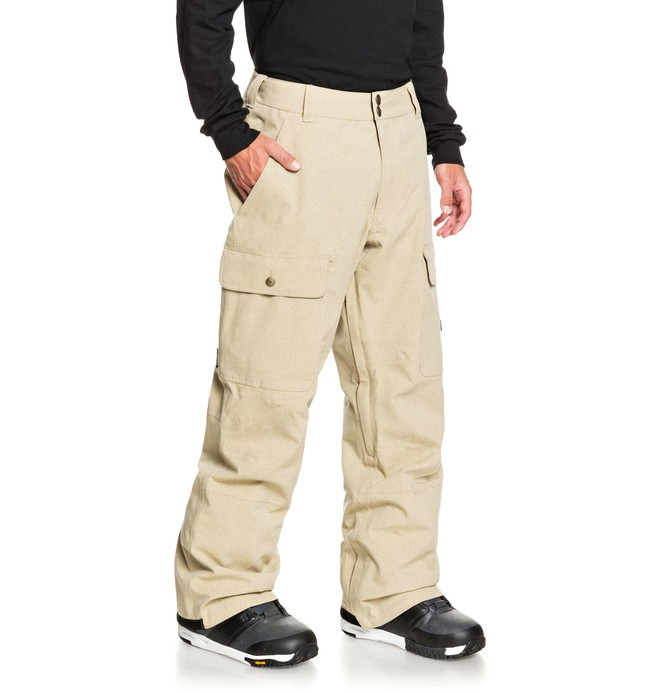 Code - Shell Snowboard Pants for Men  ADYTP03005
