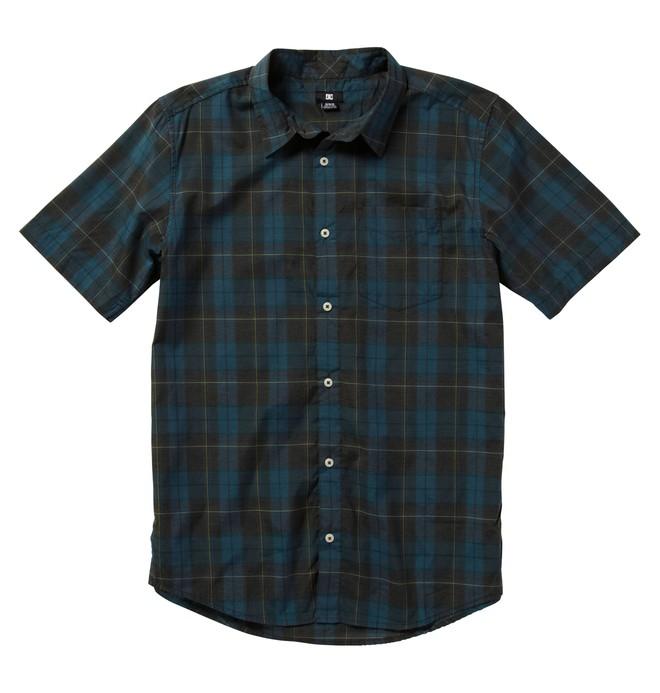 0 Men's Dharma SS Shirts  ADYWT00027 DC Shoes