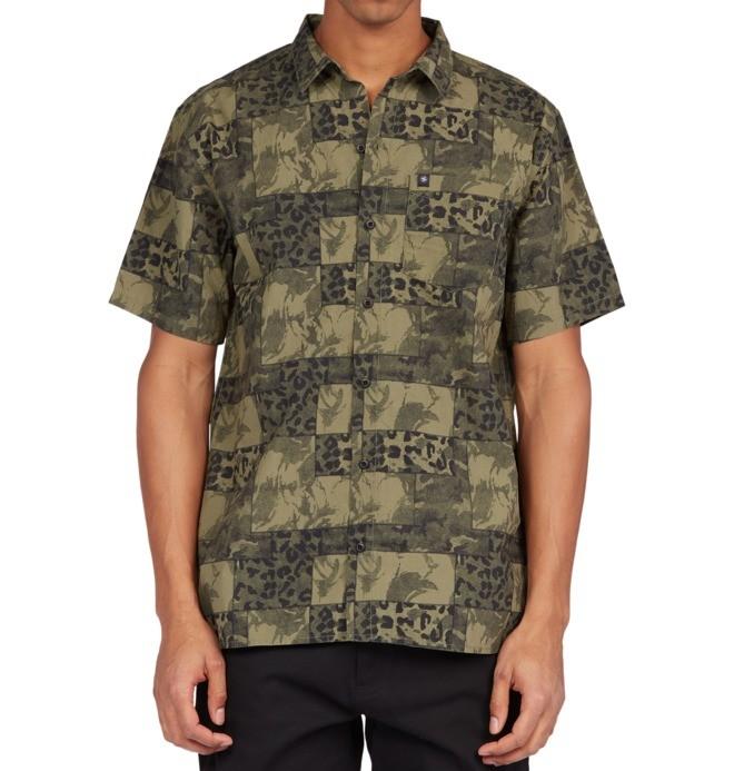 Tactics - Short Sleeve Shirt for Men  ADYWT03082