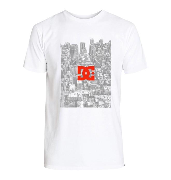 0 New Scape - Camiseta  ADYZT03801 DC Shoes