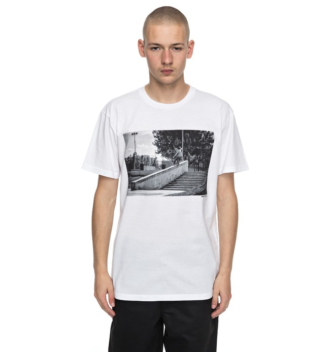 0 Madars Front Board Tee  ADYZT04134 DC Shoes