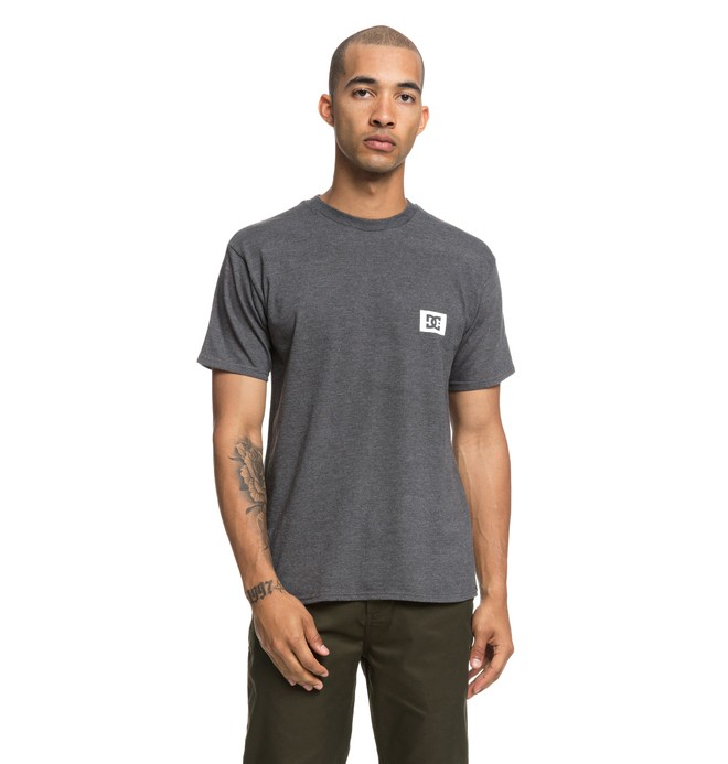 0 Stage Box Tee Black ADYZT04245 DC Shoes