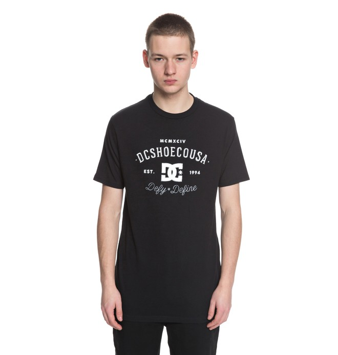 0 Ditchly Tee Black ADYZT04301 DC Shoes