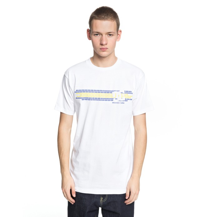 0 Knockout Tee  ADYZT04316 DC Shoes