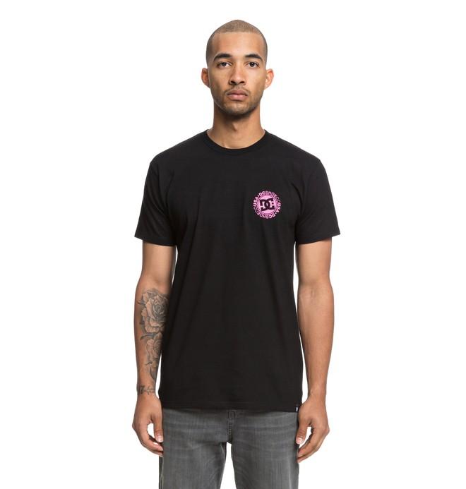 0 Love Park - T-Shirt voor Heren Black ADYZT04390 DC Shoes