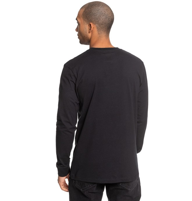 Circle Star - Long Sleeve T-Shirt for Men  ADYZT04597