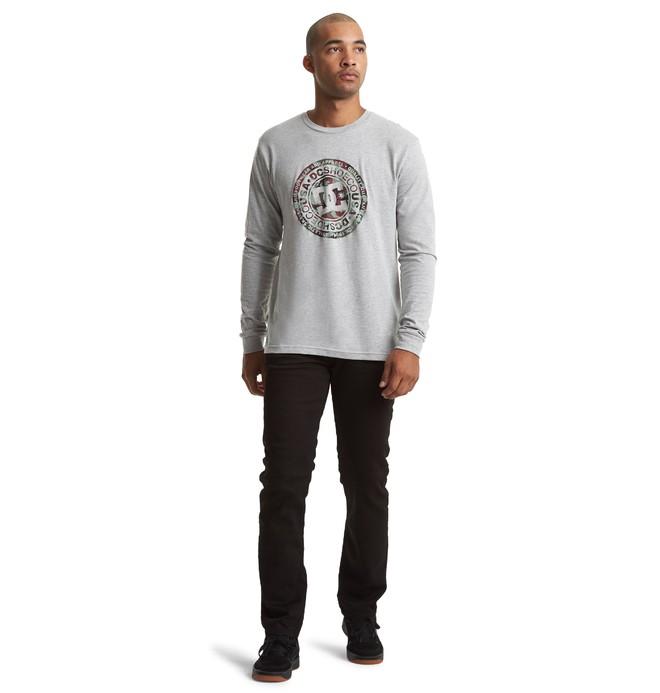 Circle Star - Long Sleeve T-Shirt for Men  ADYZT04597