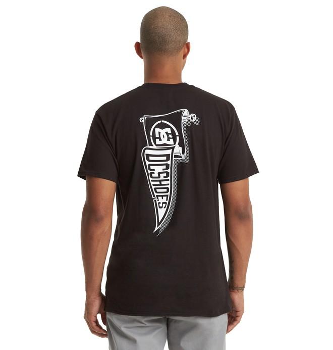 DC Pennant - T-Shirt  ADYZT04608
