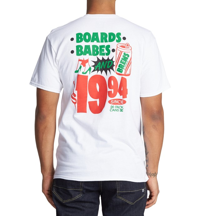 Boards Babes N Brews - T-Shirt for Men  ADYZT04712