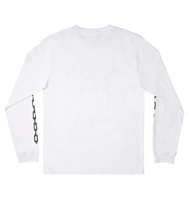 Chained Up - Long Sleeve T-Shirt for Men  ADYZT04830